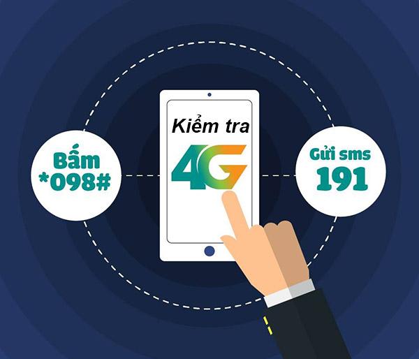 Cách nhanh chóng nhất để kiểm tra Sim 4G Viettel
