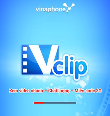 Xem VideoClip tiết kiệm cùng dịch vụ Vclip của Vinaphone