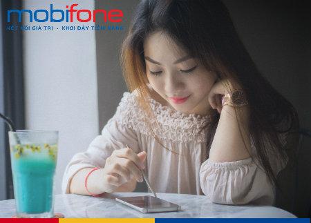 Khuyến mãi Mobifone: đăng ký Email kết nối dài lâu nhận 300.000đ