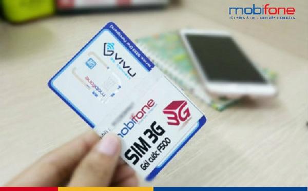 Cách đăng ký sim Fast Connect Zone Mobifone nhanh nhất