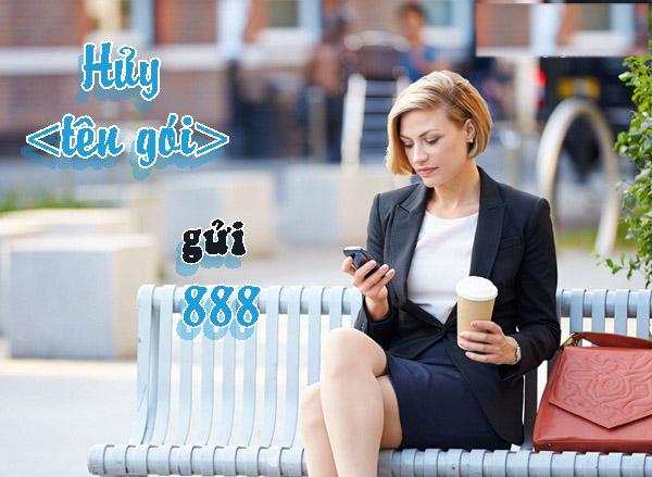 Cú pháp hủy gói cước 4G Vinaphone cực nhanh qua SMS