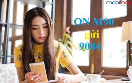Hướng dẫn đăng ký nhanh nhất gói cước M90 Mobifone
