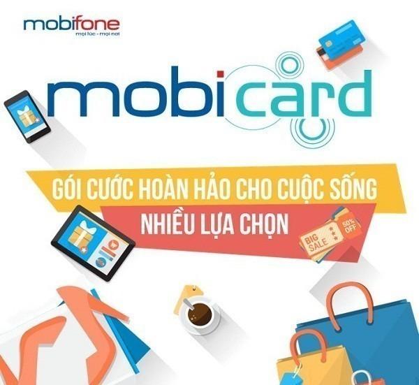 Tìm hiểu về gói cước Mobicard Mobifone
