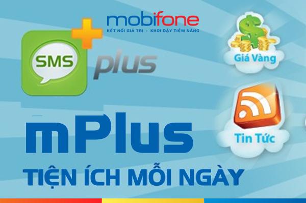 Xem giá vàng mỗi ngày cùng dịch vụ Mplus Mobifone