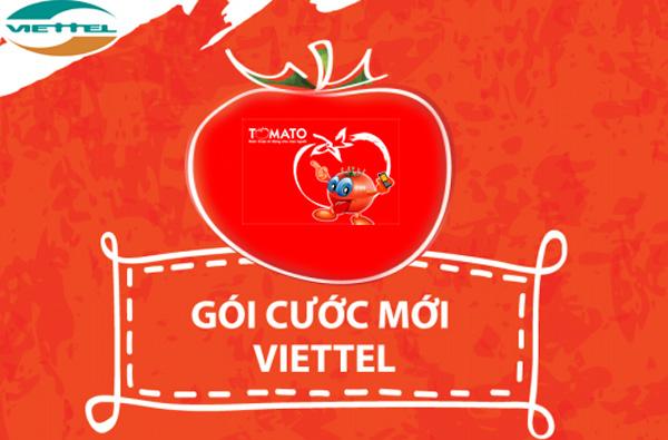 Đăng kí ngay gói Tomato Viettel nhận ưu đãi lớn nhất