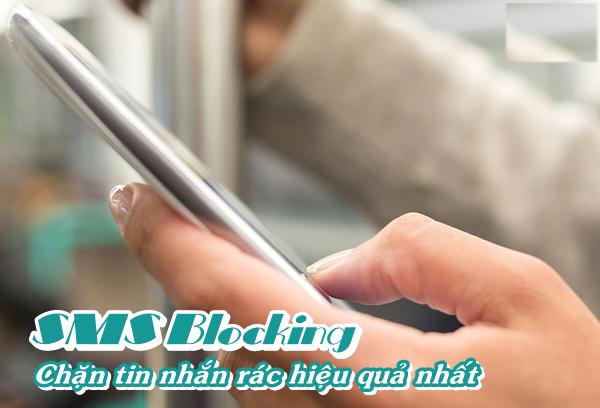 Cách chặn tin nhắn quảng cáo cho thuê bao Mobi, Vina, Viettel cực dễ