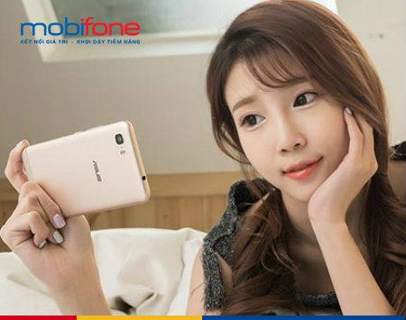Nhận ngay 2,4 GB dung lượng data khi đăng ký gói cước HD70 của Mobifone