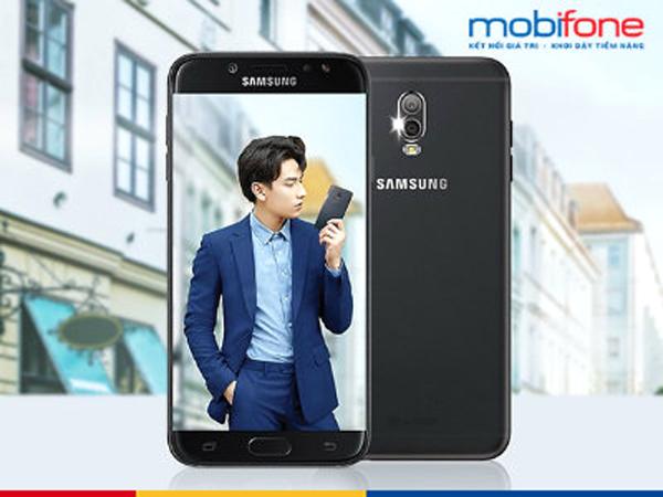 Mua Samsung Galaxy J7 Plus của Mobifone chỉ từ 1.690.000đ