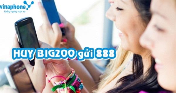 Hướng dẫn hủy gói BIG200 Vinaphone qua đầu số 888