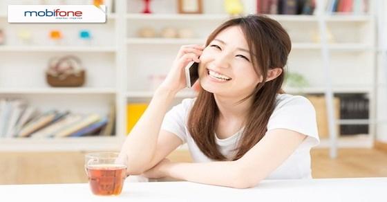 Nhận ưu đãi khủng về gọi thoại với gói cước K350 của Mobifone