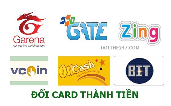 Tìm nơi đổi card thành tiền phí thấp giao dịch nhanh