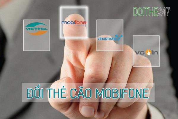 Bật mí cách đổi thẻ cào Mobifone sang tiền dễ dàng