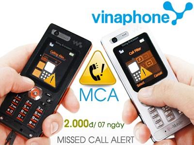 Hướng dẫn cách sử dụng dịch vụ MCA của Vinaphone
