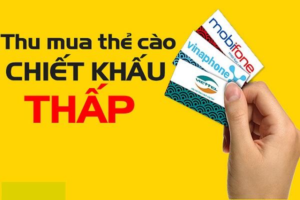 Hướng dẫn đổi thẻ điện thoại Vietnamobile thành tiền dễ dàng