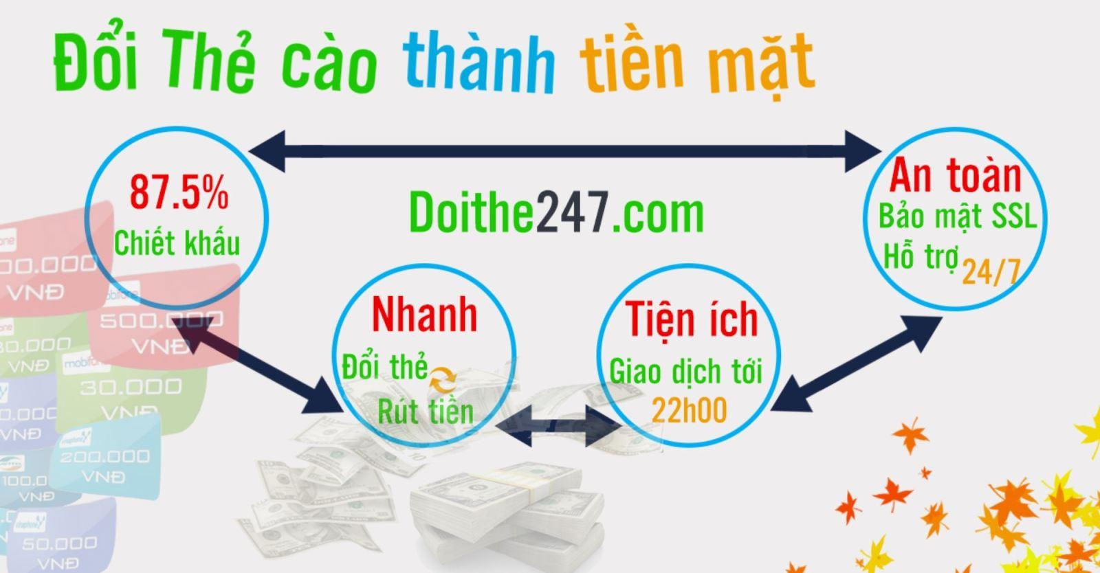 Giới thiệu địa chỉ đổi card ra tiền mặt uy tín tại Hà Nội