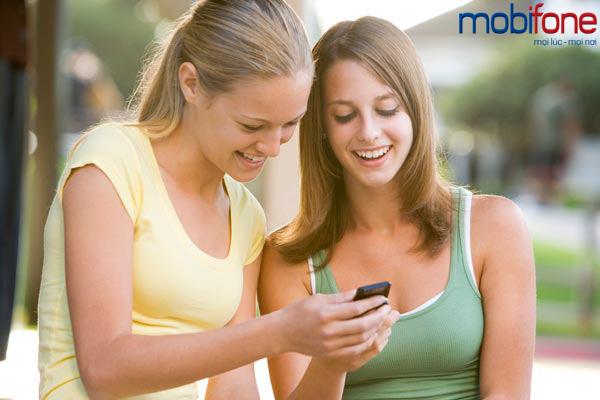 Sử dụng gói cước 3MIU Mobifone thoải mái hơn với 780Mb/tháng