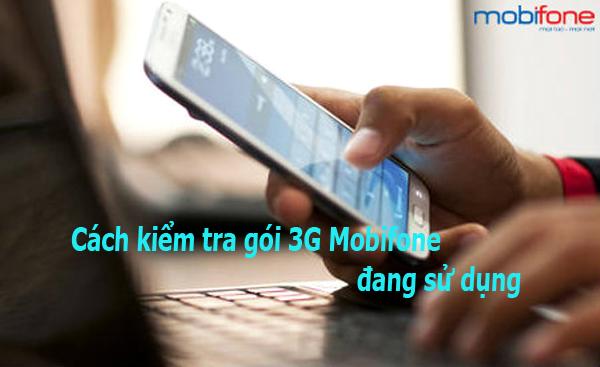 Mách bạn 3 cách kiểm tra gói cước 3G Mobifone đang sử dụng