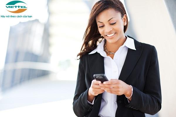 Hướng dẫn cách bắn data 3G Viettel cho thuê bao khác