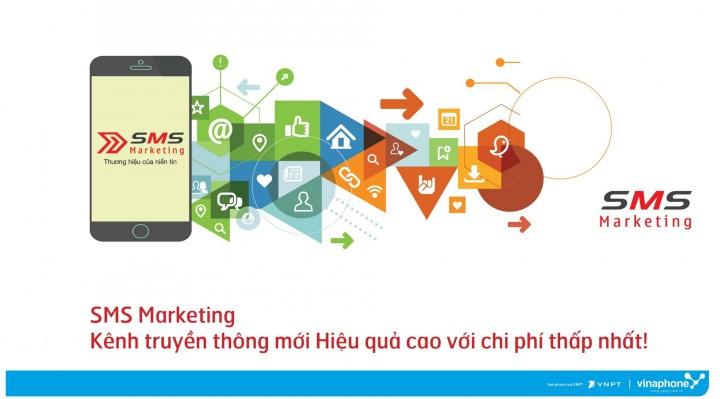 Dịch vụ SMS Marketing Vinaphone- tin nhắn thương hiệu