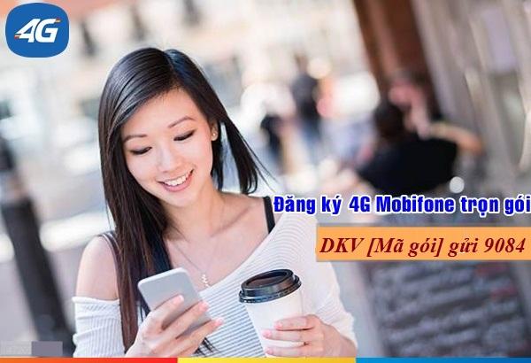 Hướng dẫn đăng ký gói 4G mobifone cho sinh viên ưu đãi nhất