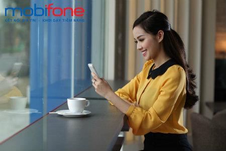 Tiết kiệm chi phí gọi thoại khi đăng ký gói cước K50 Mobifone