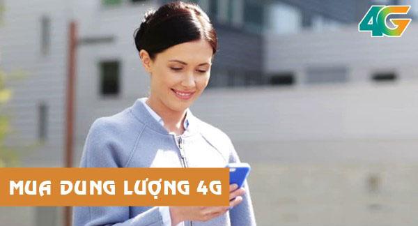 Cách mua thêm dung lượng 4G Viettel đơn giản khi hết data ưu đãi của gói