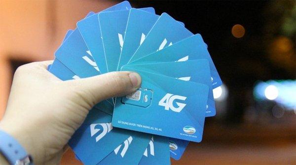 Ưu đãi sốc khi đăng kí các gói cước 4G dùng 1 ngày Viettel