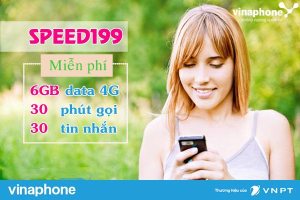 3 điểm khiến người dùng không thể bỏ qua gói cước 4G Speed199 Vinaphone