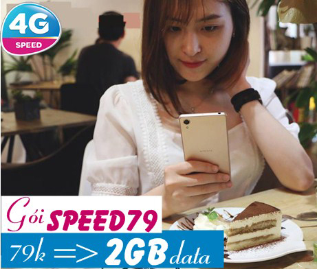 3 điểm đặc thu hút của gói cước 4G SPEED79 Vinaphone
