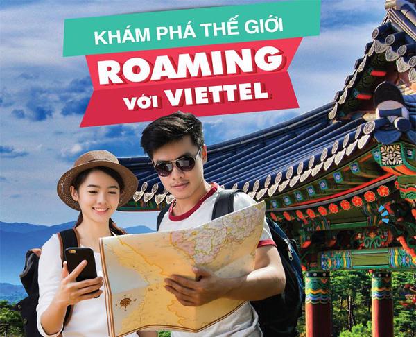 Hướng dẫn đăng ký dịch vụ Data Roaming 4G Viettel ra nước ngoài dễ hơn