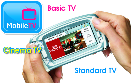 Cú pháp đăng ký nhanh dịch vụ Mobile TV của Vinaphone