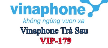 Miễn phí gọi tất cả các mạng cùng gói cước VIP179 Vinaphone