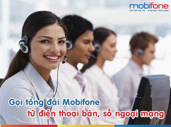 Hướng dẫn cách gọi tổng đài mobifone từ số ngoại mạng