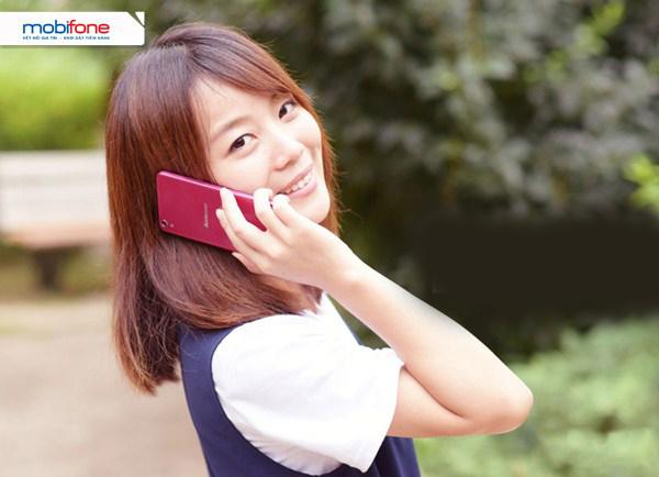 Gọi thoại siêu rẻ với gói cước K50 của Mobifone