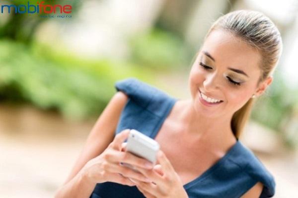 Tiết kiệm chi phí với gói cước 12M70 của Mobifone