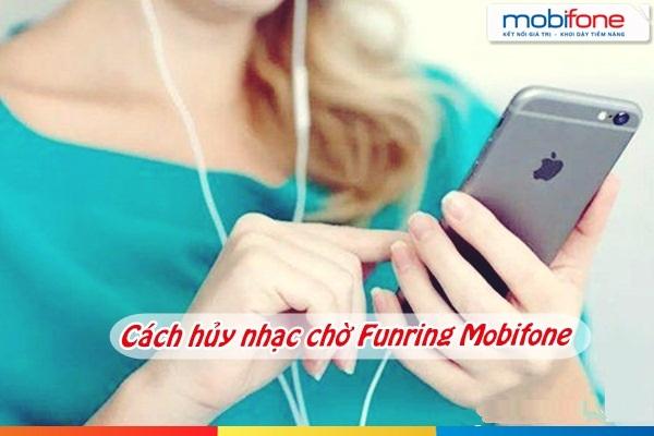 Hướng dẫn chi tiết cách hủy dịch vụ nhạc chờ Mobifone, Vinaphone, Viettel 2017
