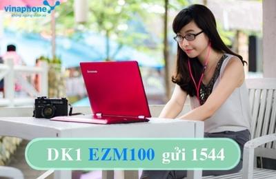 Thông tin mới nhất về gói cước 3G Ezmax100 của Vinaphone
