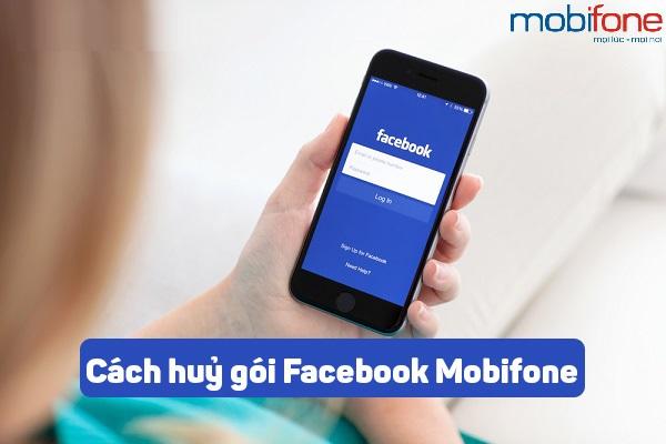 Tuyệt chiêu hủy gói Facebook mobifone qua đầu số 999