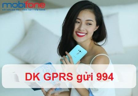 Hướng dẫn mở 3G mobifone sau khi  tắt GPRS?