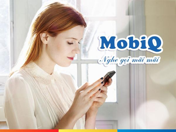 MobiQ Mobifone  - Sim nghe gọi mãi mãi thoải mái dùng