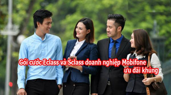 Hướng dẫn đăng ký gói Eclass và Sclass doanh nghiệp Mobifone