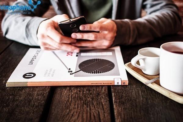 Thông tin mới nhất về gói cước Cà phê + Vinaphone