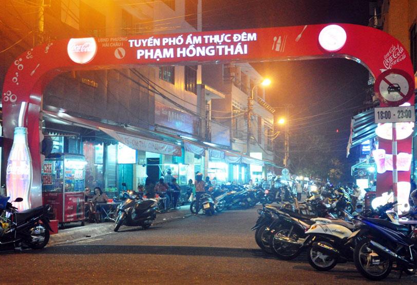 Dạo quanh các khu phố ẩm thực Đà Nẵng ngon – bổ - rẻ