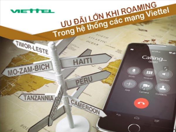 Viettel giảm giá cước CVQT thoại, SMS, data  đến 15lần