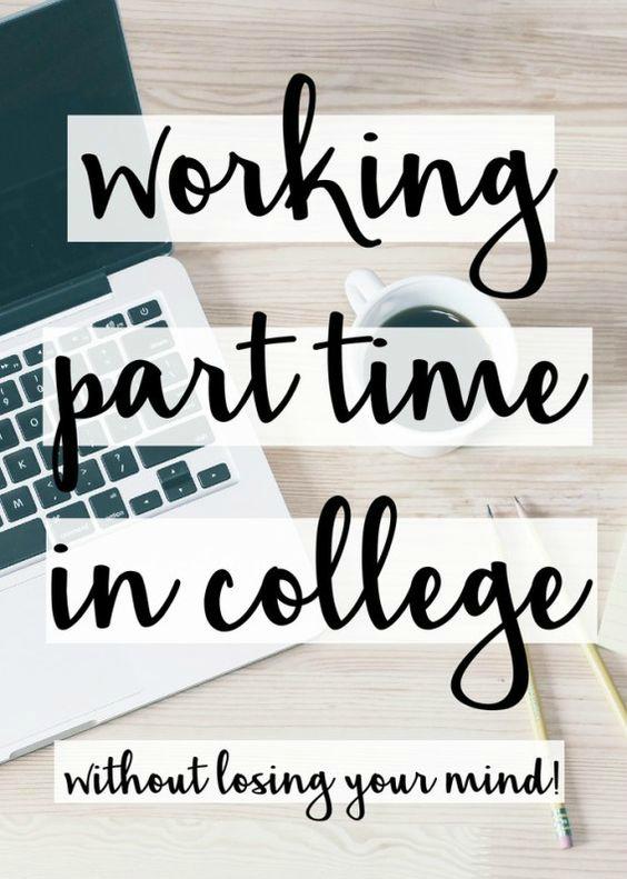 Sinh viên năm nhất muốn tìm công việc partime thì đừng bỏ qua bài viết này