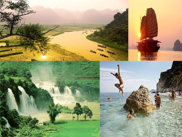 Top 10 điểm du lịch miền Bắc đẹp nức tiếng Việt Nam