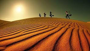 Đến miền Trung để thưởng thức 3 đồi cát đẹp huyền ảo