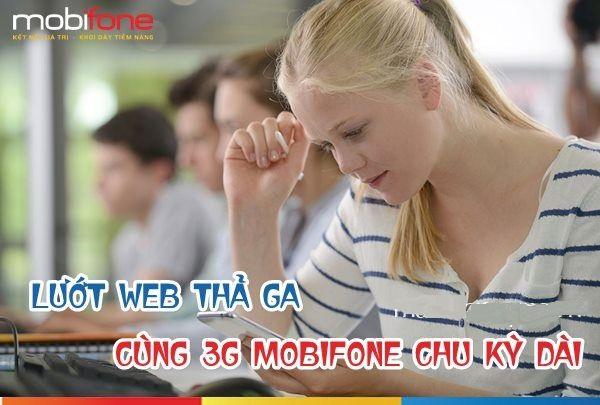 Tổng hợp những gói 3G mobifone chu kì 12 tháng