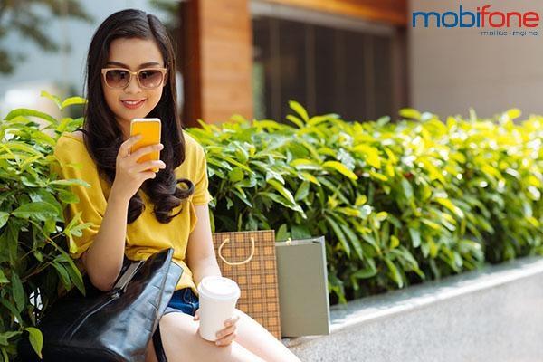 Ưu đãi 5.5GB khi đăng ký thành công gói cước M200 Mobifone