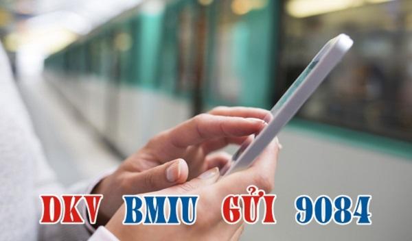 Cú pháp đăng ký 3G gói BMIU Mobifone qua đầu số 9084